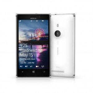Nokia Lumia 925 Windows Phone puhelin, valkoinen