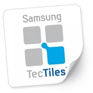 Samsung TecTile NFC-tarra, 5kpl