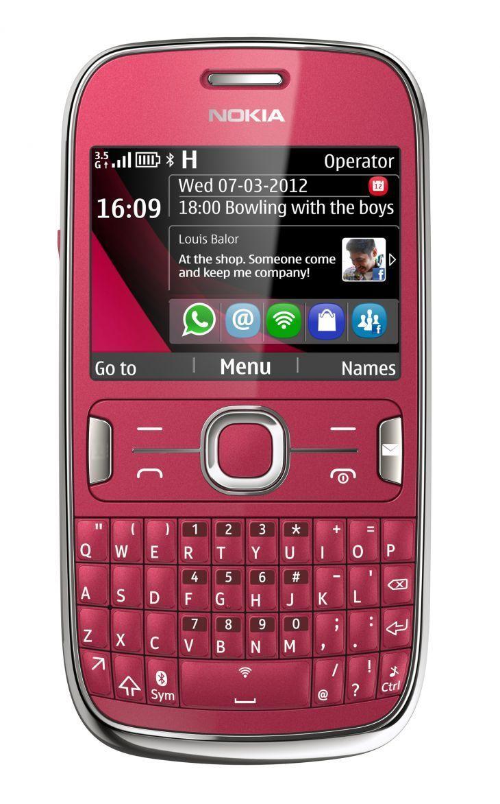 Nokia Peruspuhelimet