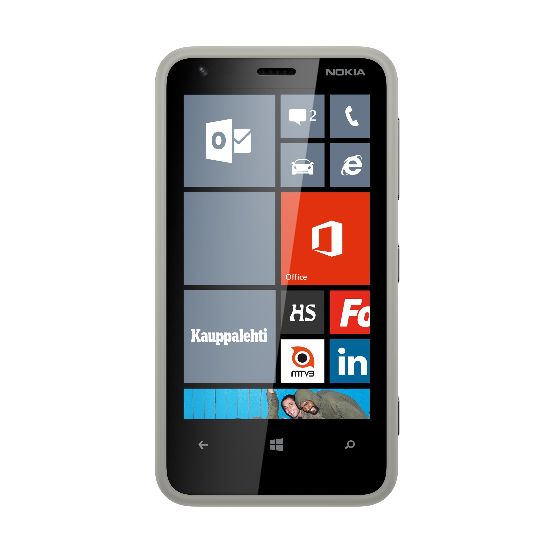 Nokia Lumia 620 Windows Phone 8 puhelin, Protected Edition Grey | Windows phone | Puhelimet ...