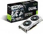 Asus GeForce GTX 1070 DUAL-GTX1070-O8G 8192 Mt -näytönohjain PCI-e-väylään