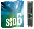 Intel 600p M.2 SSD 512 Gt SSD kovalevy