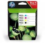 HP 903XL -mustekasetti, monipakkaus, suuri kapasiteetti