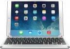 """Brydge 10.5 -Bluetooth näppäimistö, iPad Pro 10,5"""", Silver"""