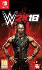 WWE 2K18 -peli, Switch