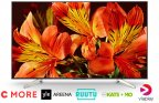 "Sony KD-85XF8596 85"" Android 4K HDR Ultra HD Smart LED -televisio"
