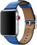 Apple Watch 42 mm sähkönsininen klassinen ranneke, MRP52