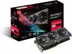 Asus ROG STRIX-RX580-O8G-GAMING Radeon RX 580 8 Gt -näytönohjain PCI-e-väylään
