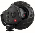 Rode Stereo VideoMic X mikrofoni videokameraan