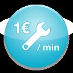 Verkkokauppa.comin tietokonepalvelun minuuttiveloitus