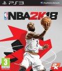 NBA 2K18 -peli, PS3