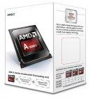 AMD A8 6500 4.1 GHz -prosessori FM2-kantaan, boxed