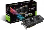 Asus GeForce GTX 1070Ti ROG-STRIX-GTX1070TI-A8G-GAMING 8192 Mt -näytönohjain PCI-e-väylään