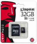 Kingston 32 Gt UHS-I microSDHC -muistikortti