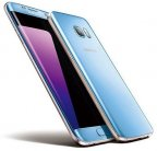 Samsung Galaxy S7 edge 32 Gt -Android-puhelin, sininen
