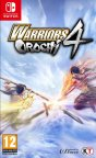 Warriors Orochi 4 -peli, Switch