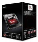 AMD A6 6400K Black Edition 4.1 GHz -prosessori FM2-kantaan, boxed