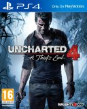 Uncharted 4 A Thief's End -PS4-peli