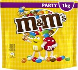 M&M's PARTY BAG, 1 kg