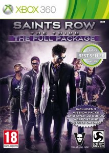 Saints Row - The Third - The Full Package (Classics) Xbox 360-peli