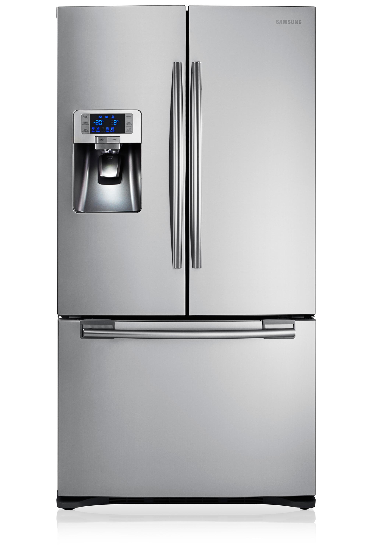 Side by side jääkaappi ilman vesiliitäntää
