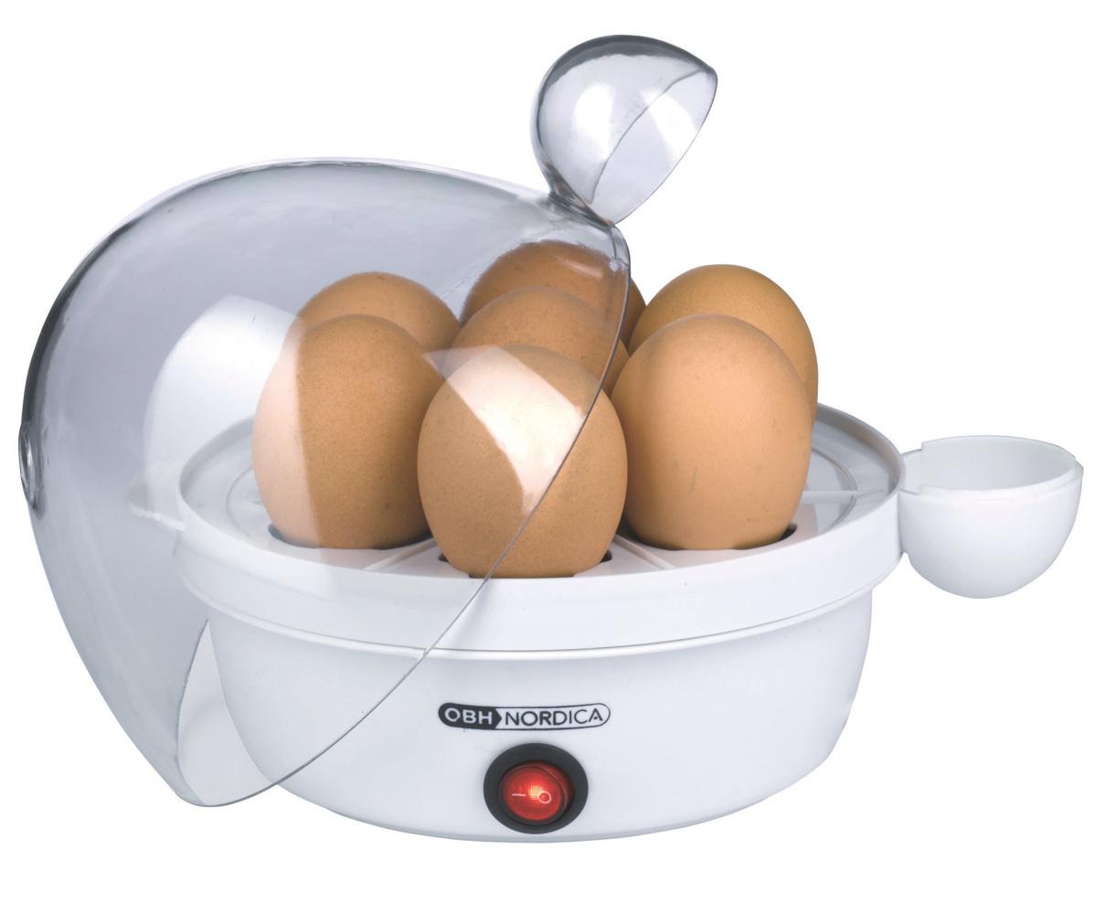 Kananmunankeitin käyttöohje