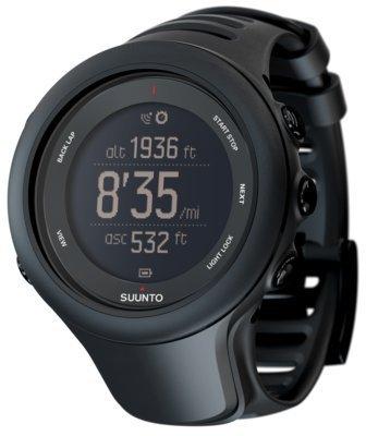 Suunto Ambit3 Sport Black ‐GPS-kello – Urheilukellot – Kellot – Verkkokauppa.com