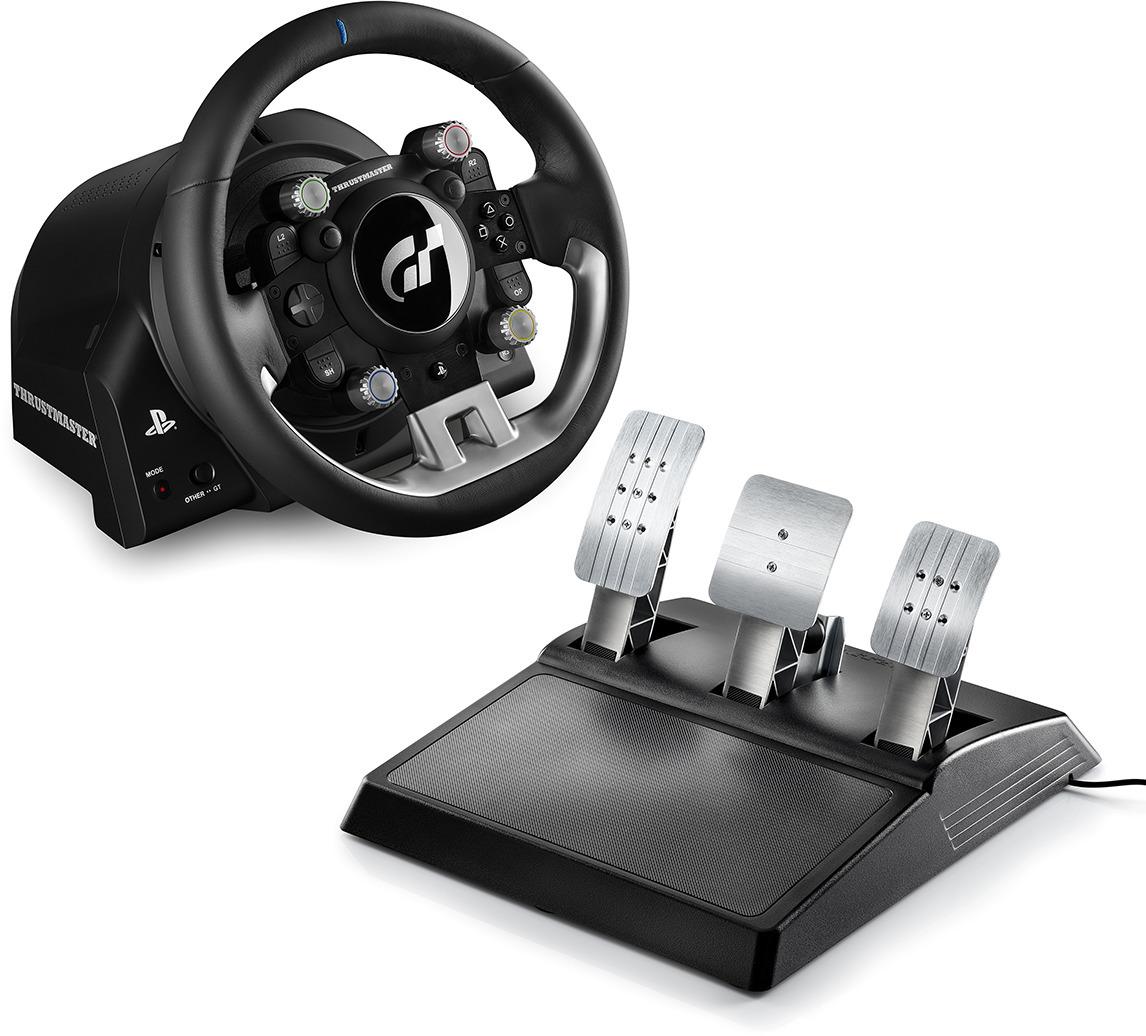 thrustmaster t gt wheel rattipoljinyhdistelm ps4 ratit ps4 peliohjaimet pelit ja. Black Bedroom Furniture Sets. Home Design Ideas