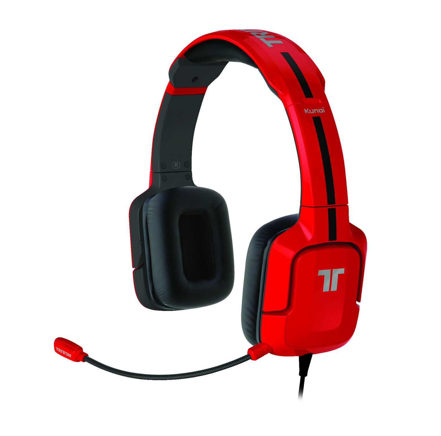 how to connect tritton kunai headset to ps4